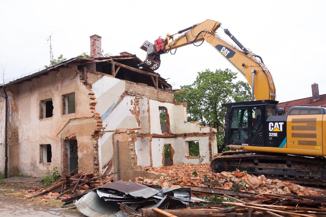 demolition and land clearing massena new york